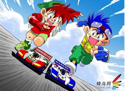 Info Sinopsis Anime Let's & Go di 2020 Animasi, Gambar