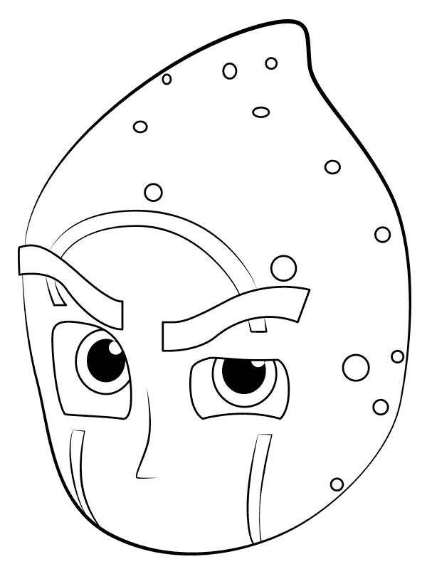 Pj Masks Coloring Pages Cricut Pj Masks Coloring Pages Pj Mask