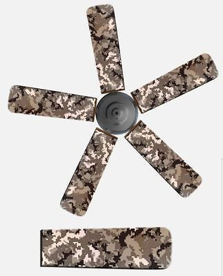 Air supply depot decor ceiling fan blade cover hunting green air supply depot decor ceiling fan blade cover hunting green camouflage camo aloadofball Choice Image