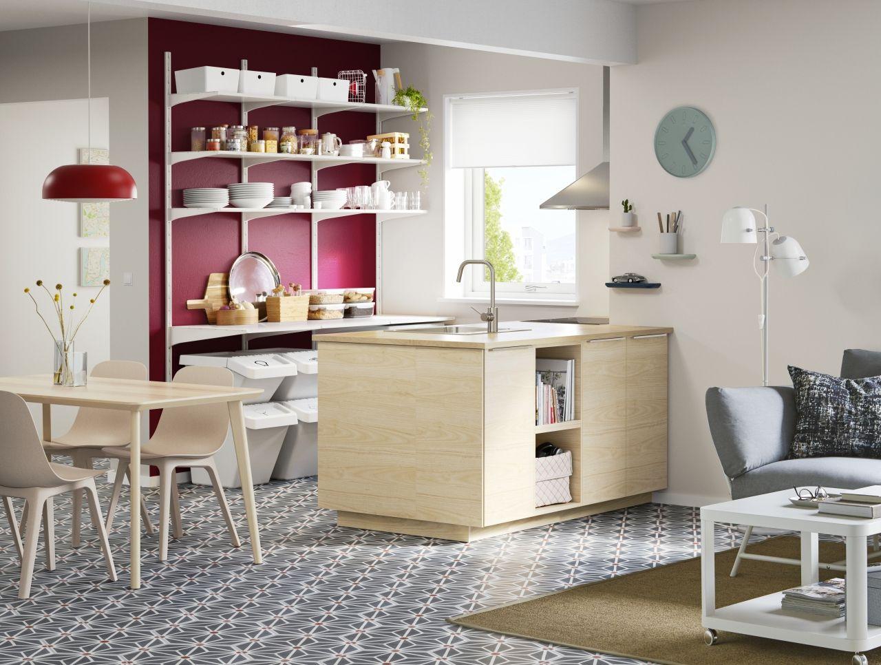 METOD/ASKERSUND, cucina completa | IKEA CUCINE | Pinterest | Kitchen ...