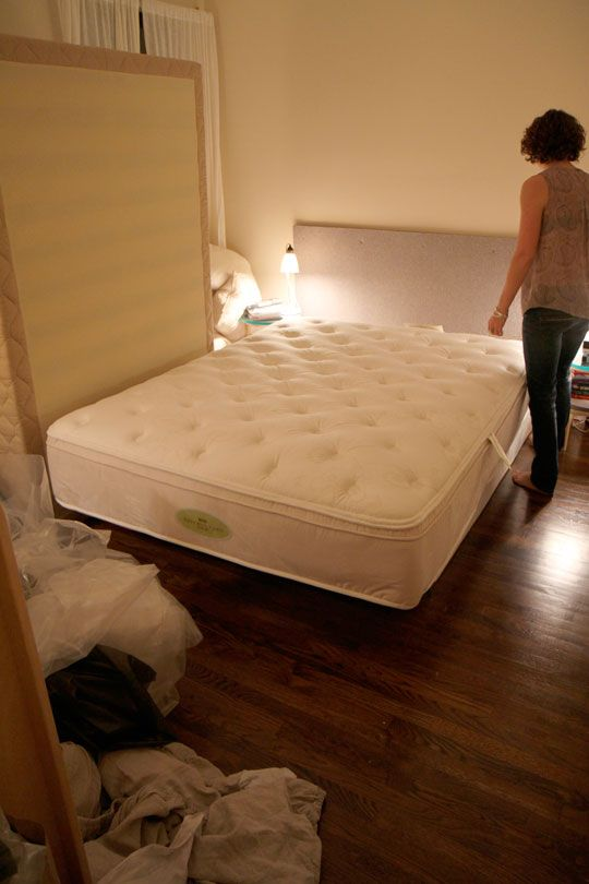 Danny Seo natural care mattress by Simmons.