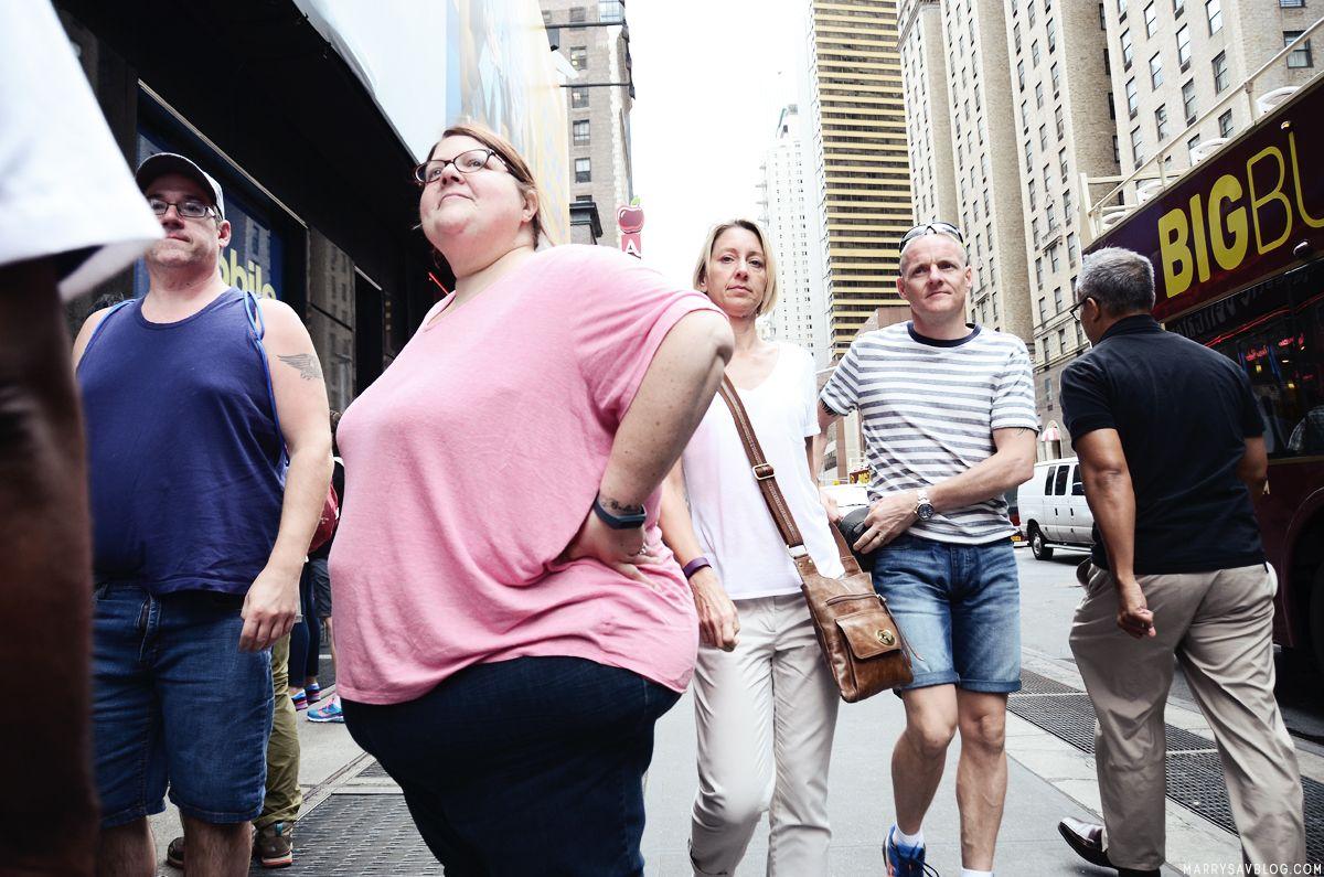 A little bit about people: sad New York inhabitants #NewYork #America #USA #Manhattan #people #street    => http://marrysavblog.com/a-little-bit-about-people-sad-new-york-inhabitants/?lang=en