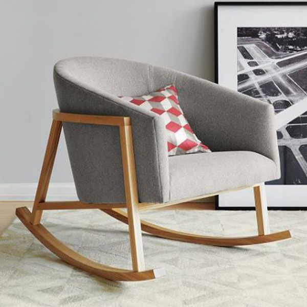 Ryder Rocking Chair Scandinavian Design Scandinaviandesign Rockingchair Nursery