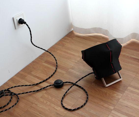 5/floor lamp on Behance