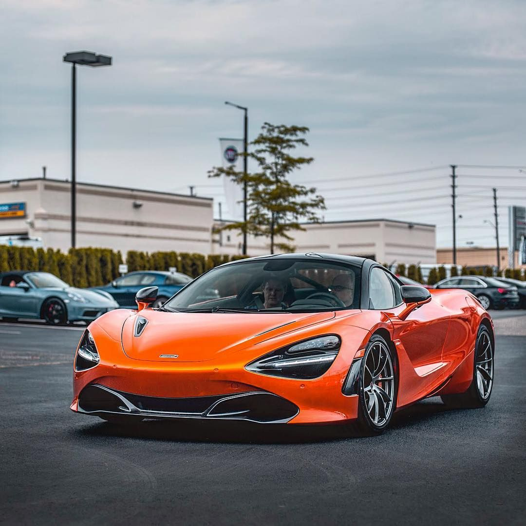 McLaren 720S Expensive sports cars, Mclaren sports car