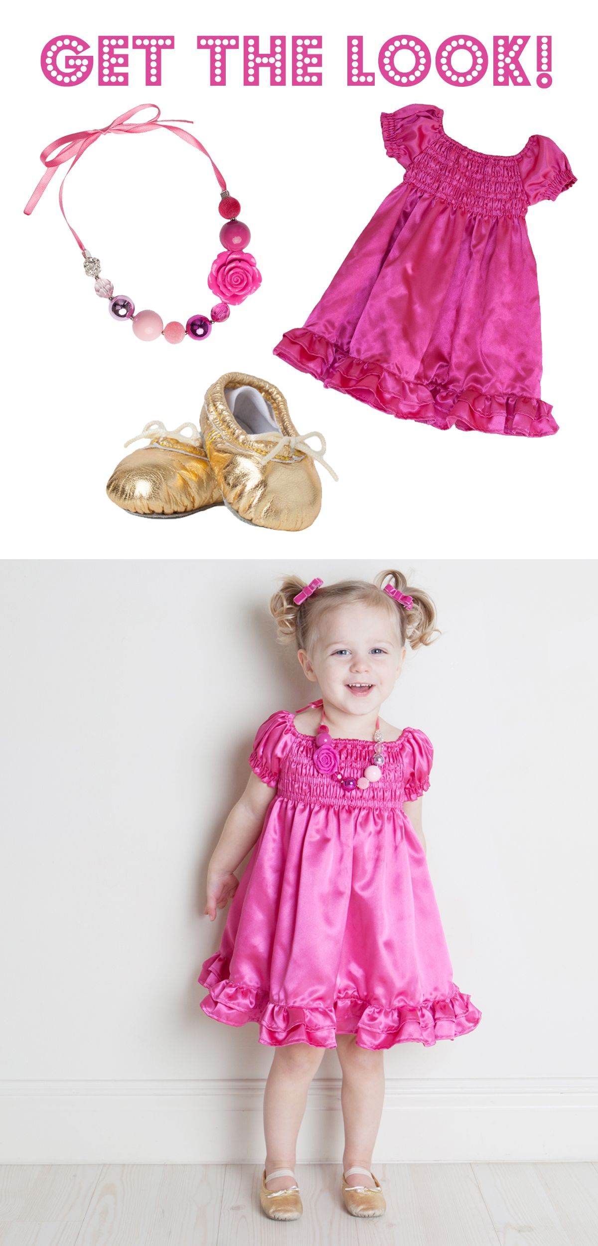 couture little girls dress Mille Feuille – Vintage Style for the