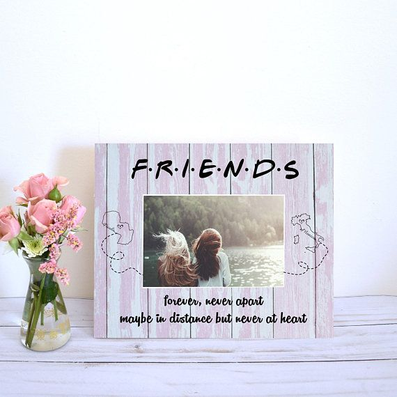 Friends Tv Show Inspired Picture Frame - Makes a great Gift for a ...