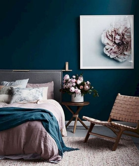 Coloration 30 id es pour mieux choisir la couleur de - Idee peinture chambre mansardee ...