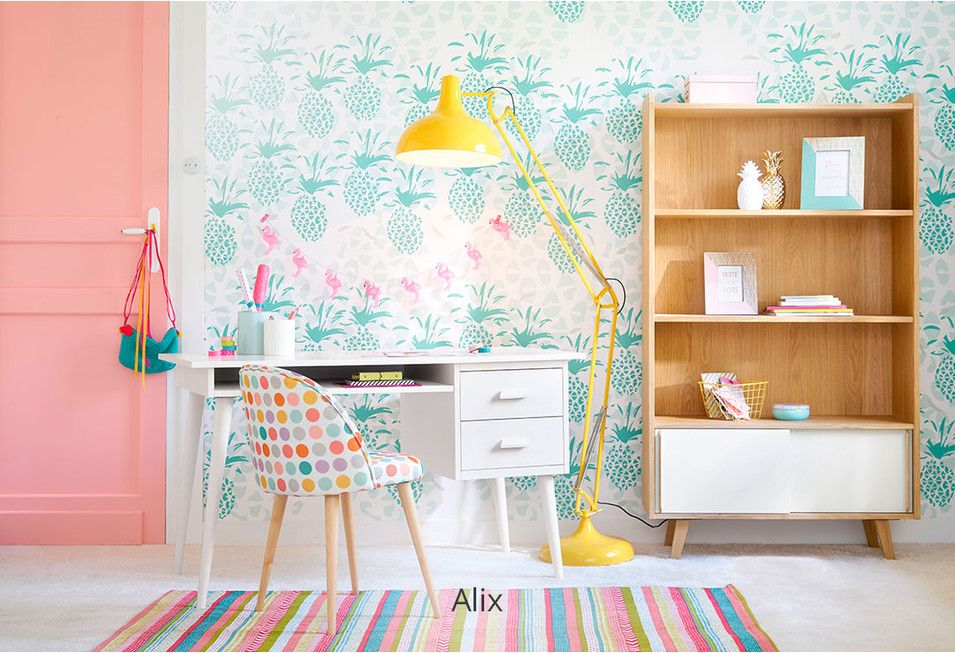 De meisjeskamer meubels en decoratie ideeën maisons du monde