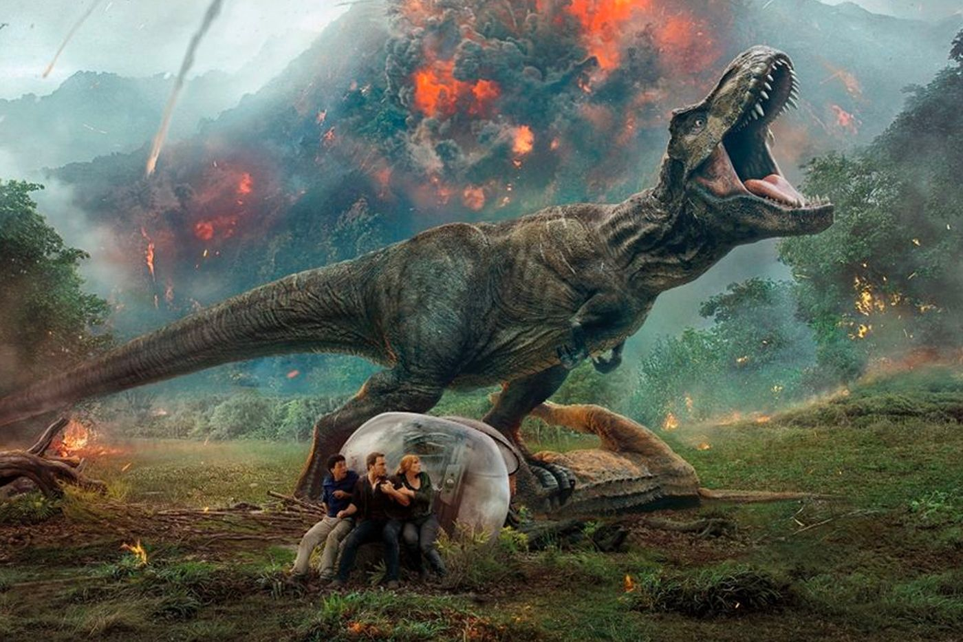 Jurassic World 3 Dominion Confirmed To Conclude Entire Franchise Not Just The Sequel Trilogy In 2021 Jurassic World Fallen Kingdom Jurassic World Falling Kingdoms