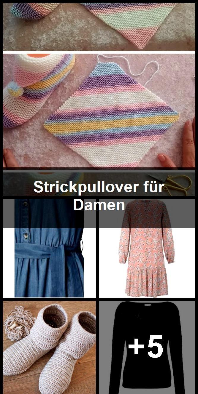 Photo of Strickpullover für Frauen