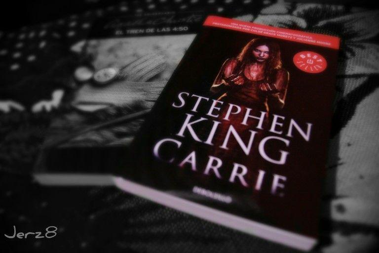 Carrie de Stephen King El primer libro que leo de este autor