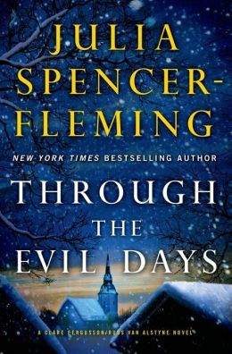In Through the Evil Days, New York Times bestselling author Julia Spencer-Fleming raises the stakes for Russ and Clare, putting their new marriage, their unborn child, a missing teen, and their very own lives on the line. (Clare Fergusson/Russ Van Alstyne Series #8)