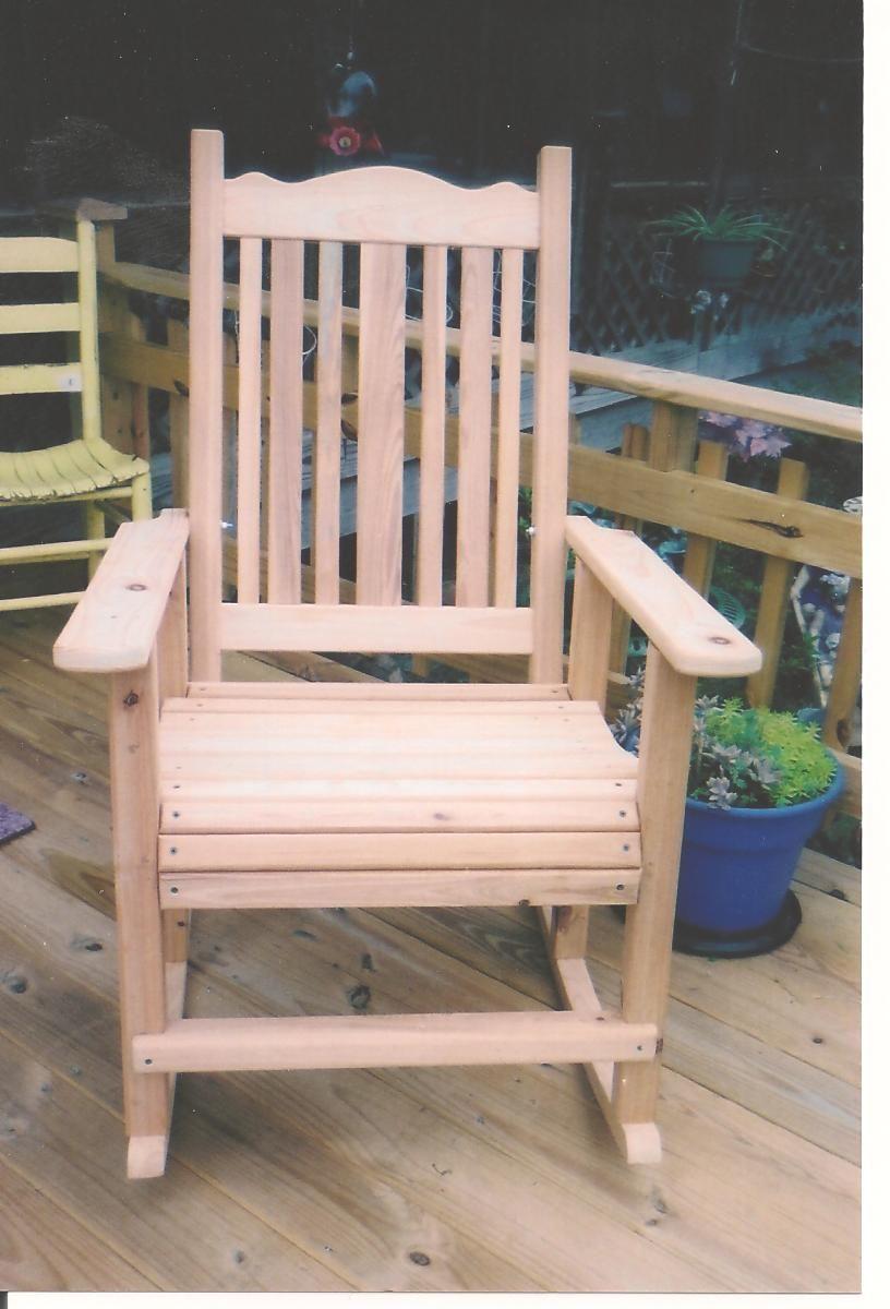 cypress rocker outdoor chairs