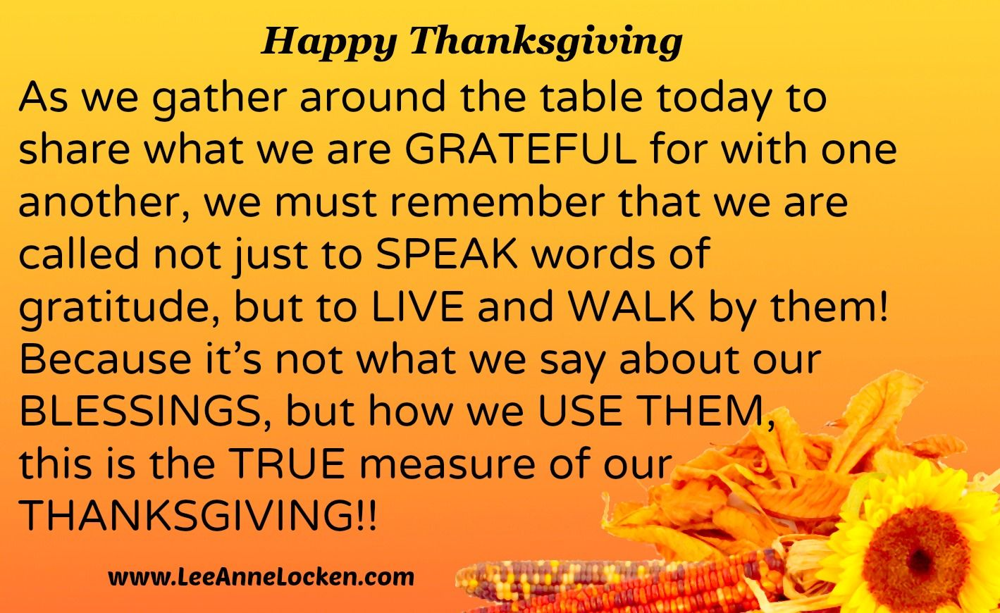 happy thanksgiving quotes inspirational