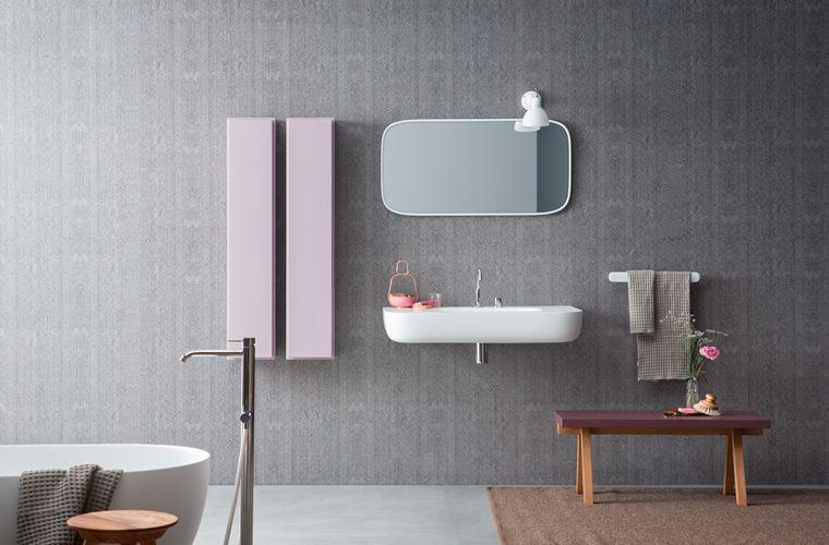 Unités de stockage et salle de bains accessoires modulaires