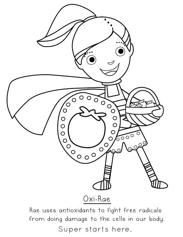 Rae Coloring Page Coloring Pages
