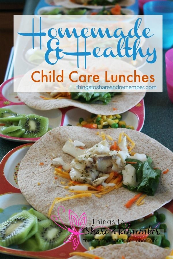 homemade healthy child care lunches pinterest healthy children