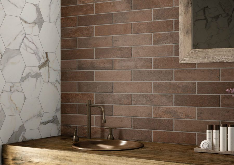 These Modern Bathroom Tile Designs Will Inspire The Most Reluctant