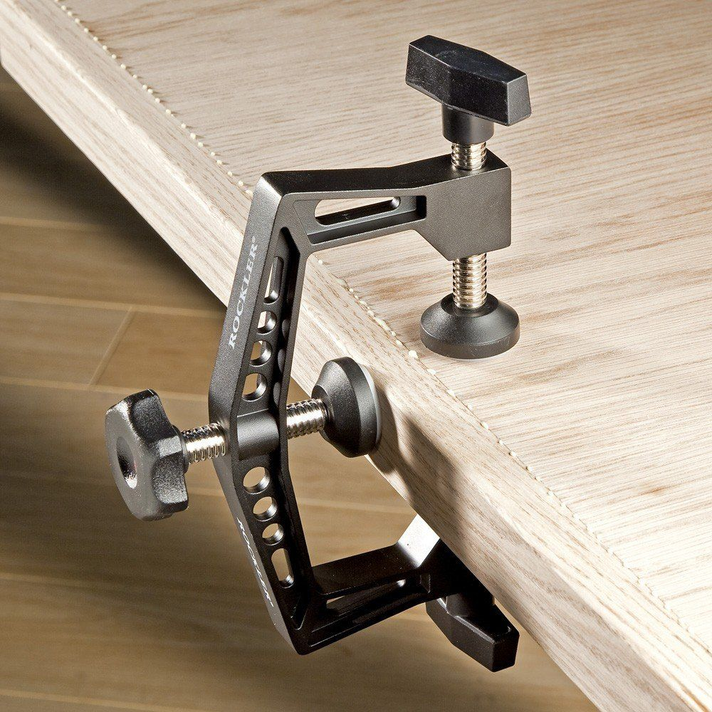 3Way Face Clamp Angle Clamps Rockler