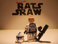 Hardcase 501st Lego Star Wars minifigures Clone Custom Troopers
