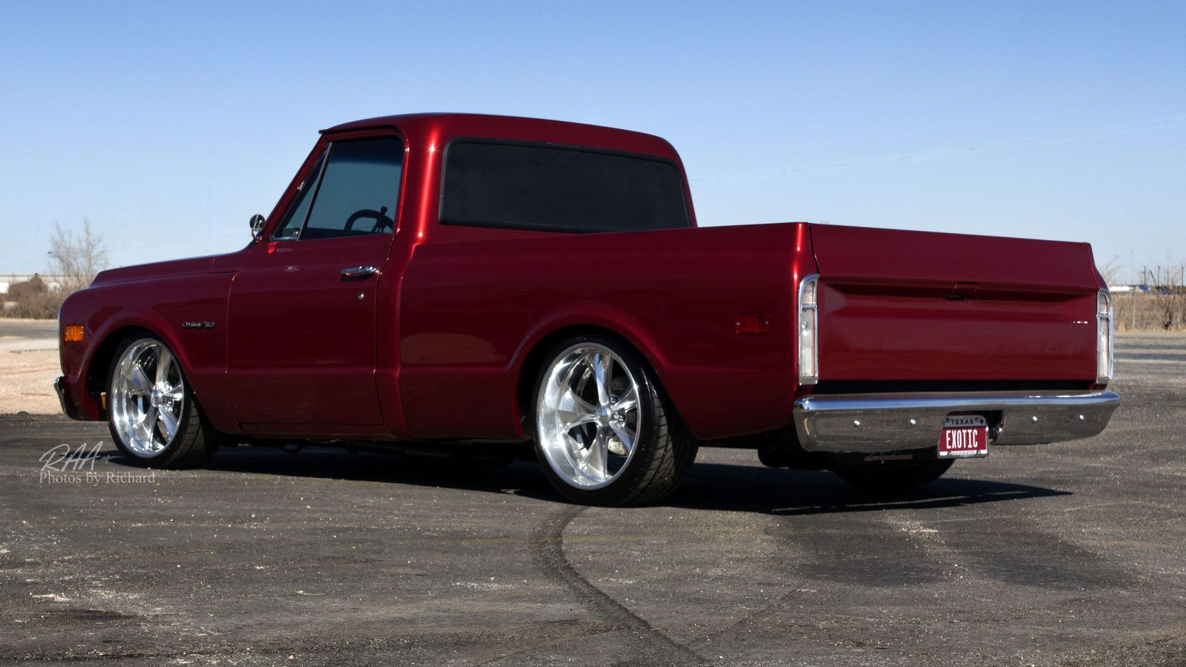 1969 Chevrolet C10 Pro Touring Pickup Chevy trucks