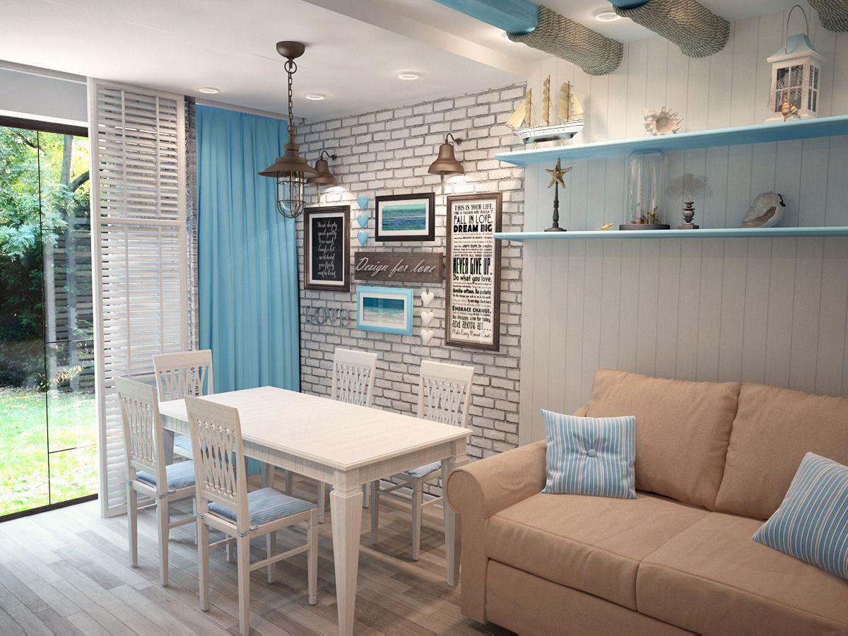 Фотография: Кухня и столовая в стиле Кантри, Дом, Дома и ...