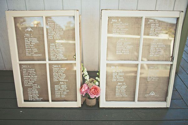 Elegant Rustic Malibu Wedding Seating charts, Weddings and Wedding