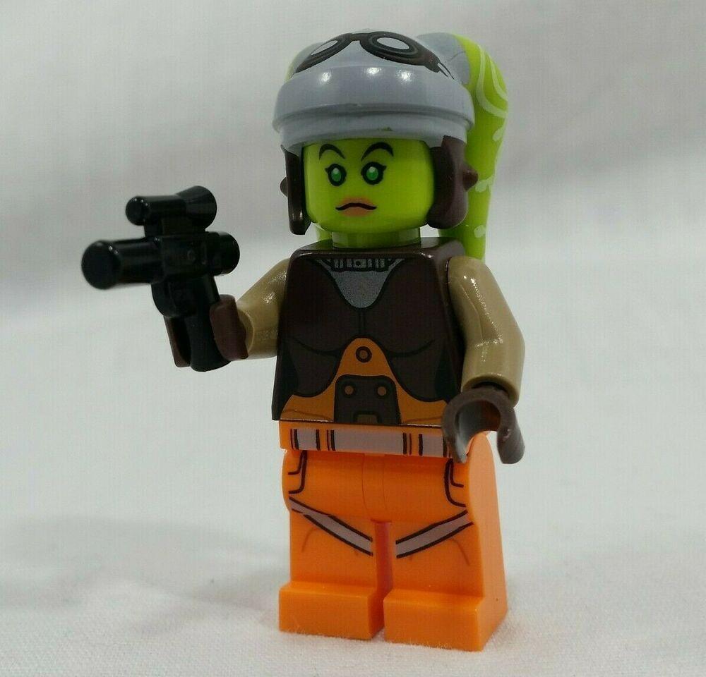 Hera Syndulla with Blaster 75053 LEGO Star Wars Rebels Minifigure