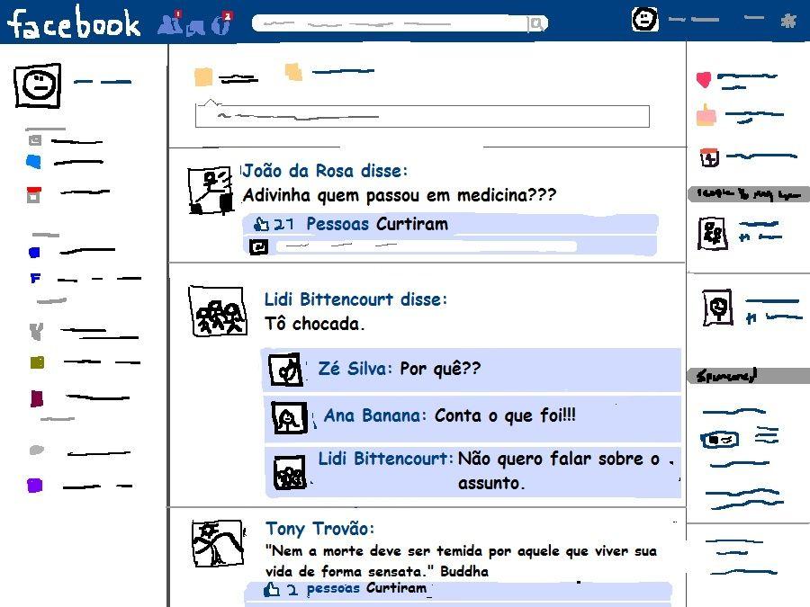 facebook é osso