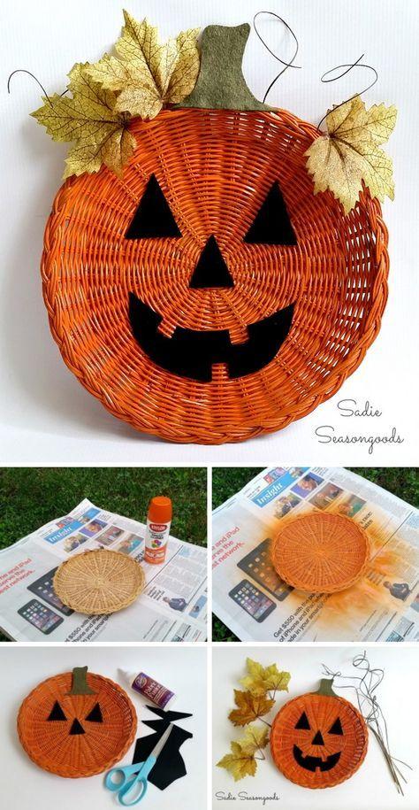 25 Easy and Cheap DIY Halloween Decoration Ideas Holiday Ideas