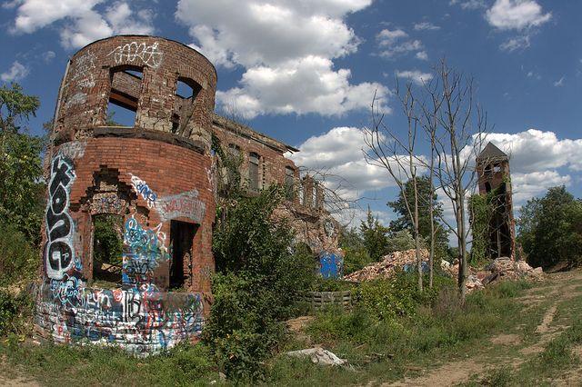 Brooklyn Water Works Millburn pumping station | Natural landmarks, Water,  Pumping