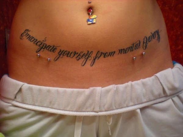 Quieres Cubrir Tus Estrías Te Damos Los Mejores Tatuajes Para