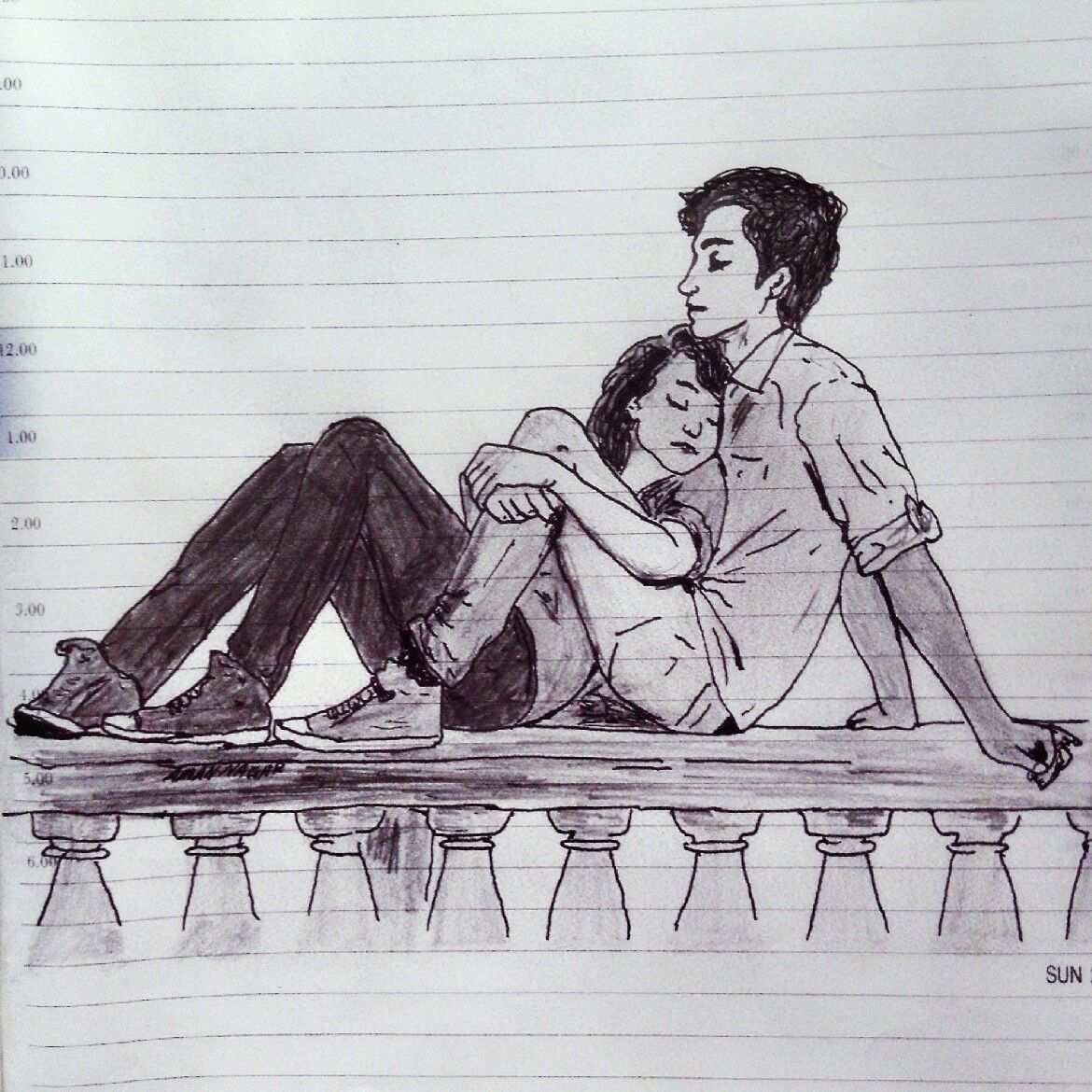 Cute couple sketch love couple sketch romantic couple sketch aman nagar sketch aman nagar sketch artist amannagarartist