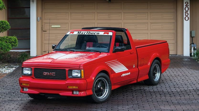 Gmc Syclone Gmc Vehicles Cool Trucks Sport Truck
