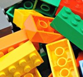 Lego busca materiales sostenibles