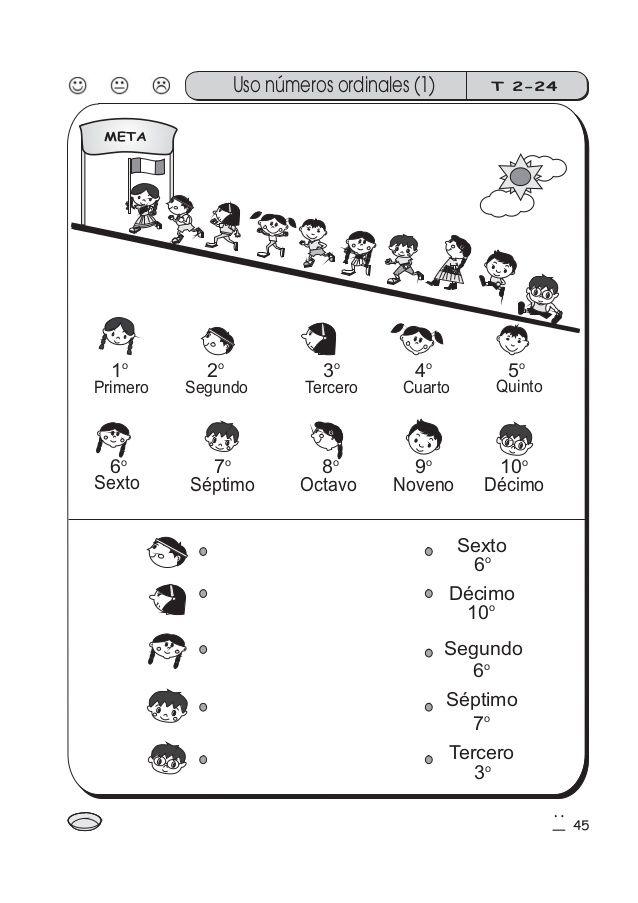 Guía de matemáticas para primer grado (ejercicios ...