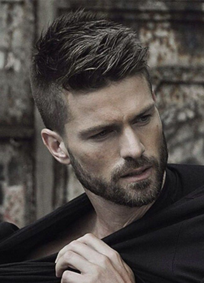 Hairstyles For Men With Beards Short Stubble  When Can You Carry This Off  Pinterest  Thick