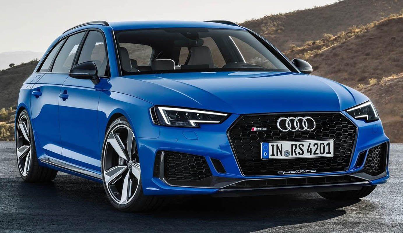 أودي أر أس 4 أفانت 2019 عودة أيقونة سيارات أر أس الى الأسواق موقع ويلز Audi Rs4 Audi Rs Audi A4 Avant