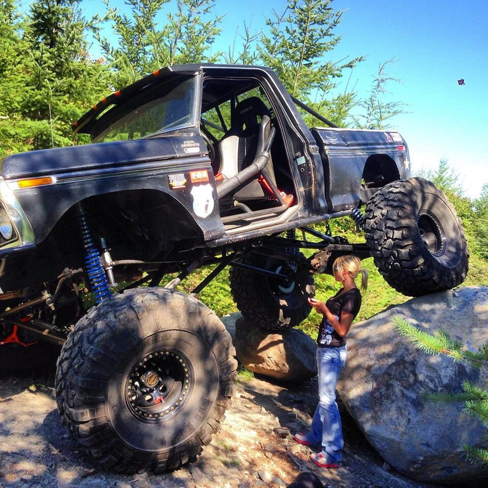 Lifted Ford Expedition >> Full size Ford crawler | Ford trucks, 1979 ford truck, Mud ...