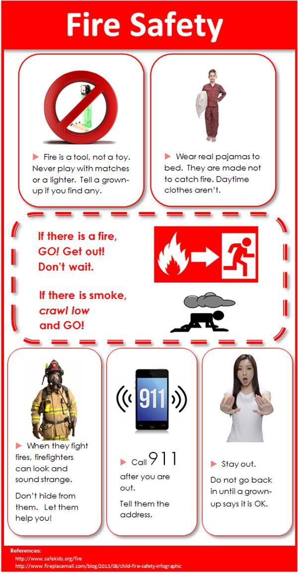 NRS on Fire safety for kids, Fire safety, Fire safety tips