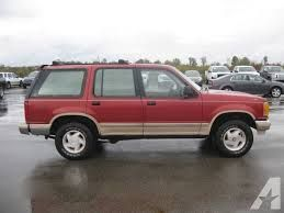 Ford Explorer Eddie Bauer 1993 Parts And Replacement Parts