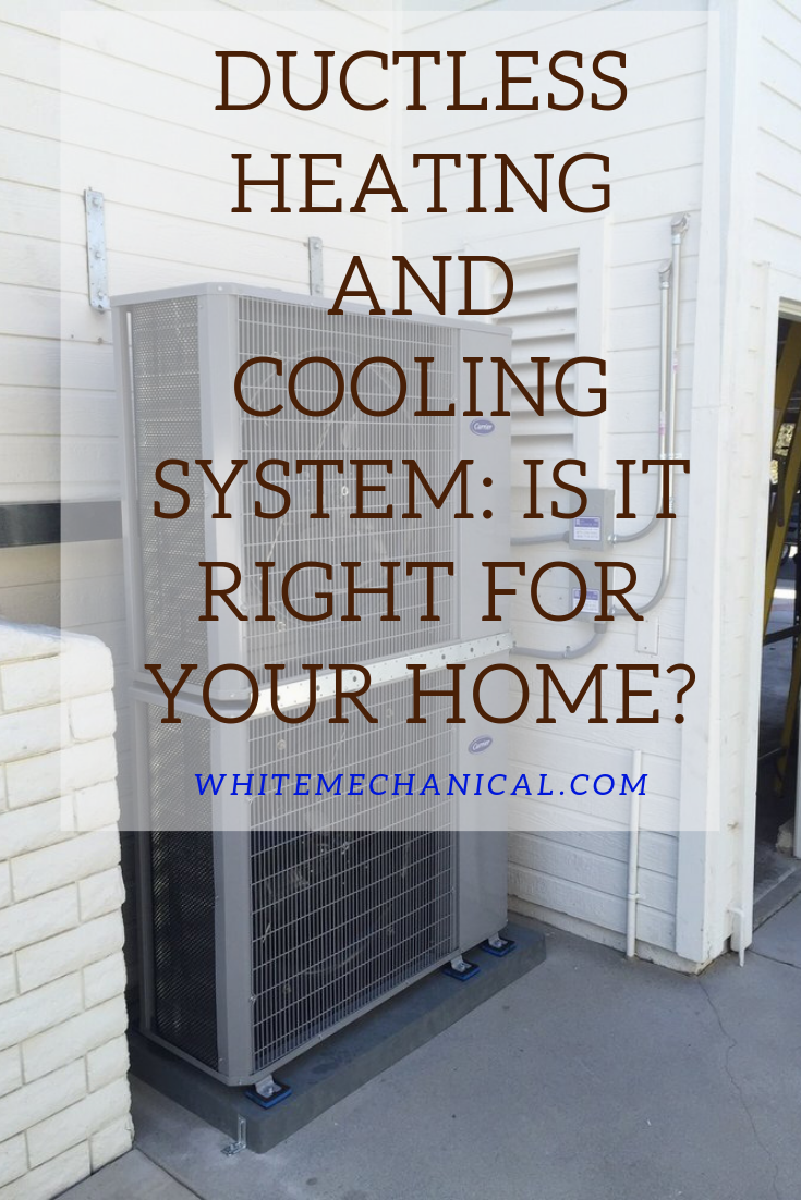 Ductless Heating And Cooling System Is It Right For Your Home