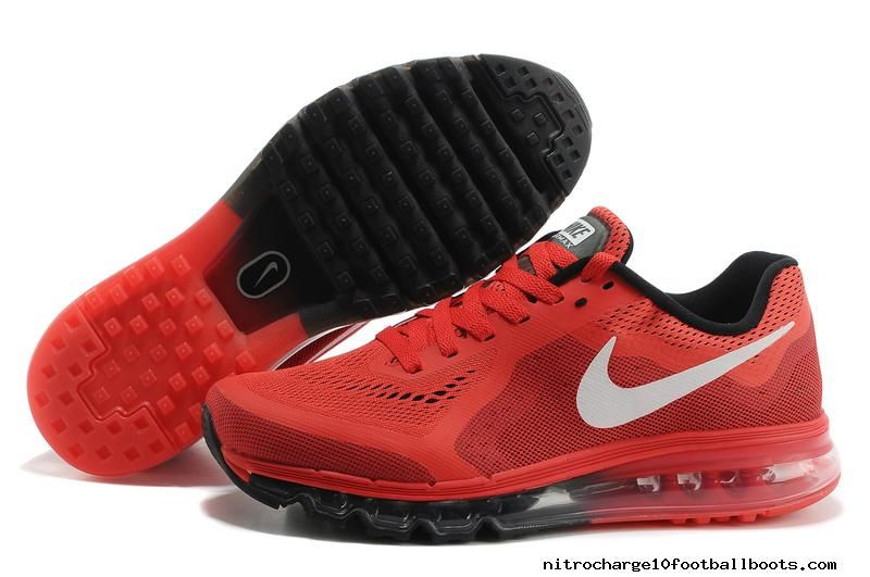 the latest d7546 83978 Mens Nike Air Max 2014 Challenge Red Black Shoes