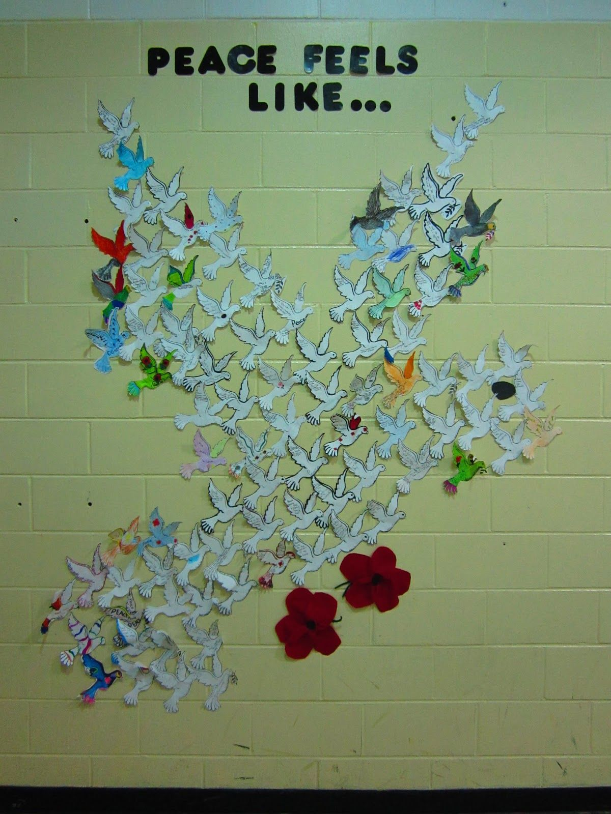 lest we forget bulletin board classroom displays and social studies