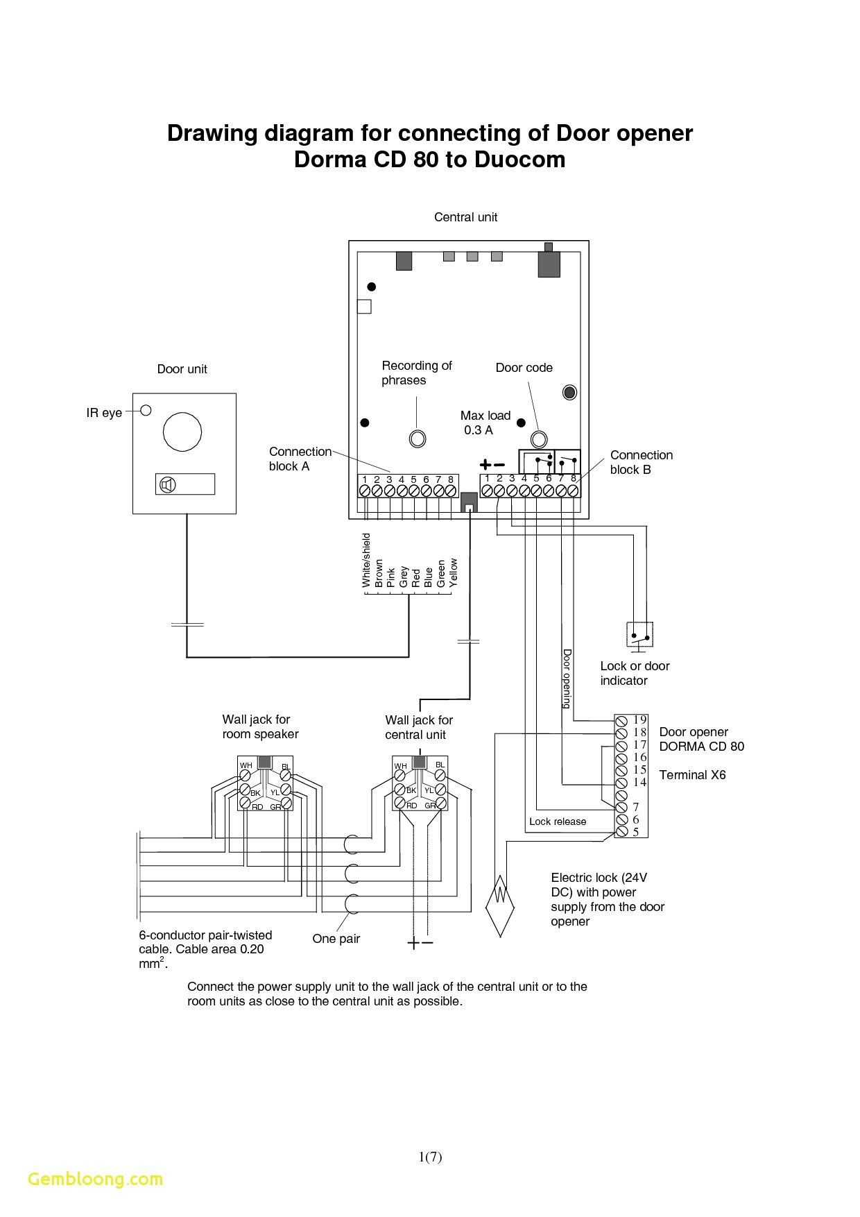 Unique Wiring Diagram For A Garage Consumer Unit Diagram Diagramtemplate Diagramsample Electronica