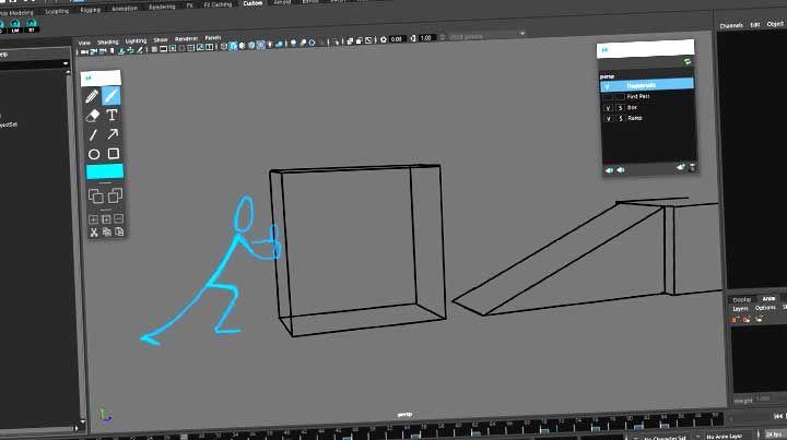 Zubrigg's Blue Pencil 2 has been rewritten around Maya's