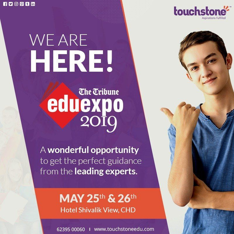 Leading Experts From Touchstone Edu Will Be There To Provide You Expert Career Counseling Career Counseling International Scholarships