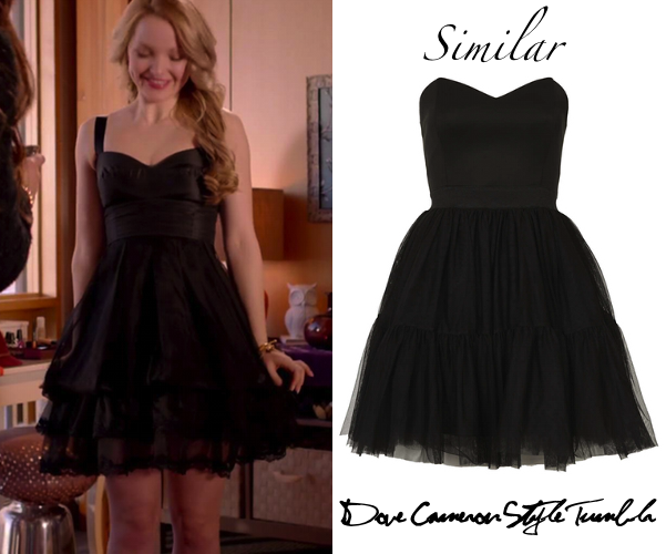 Dove (as Kayla Morgan) wore a similar