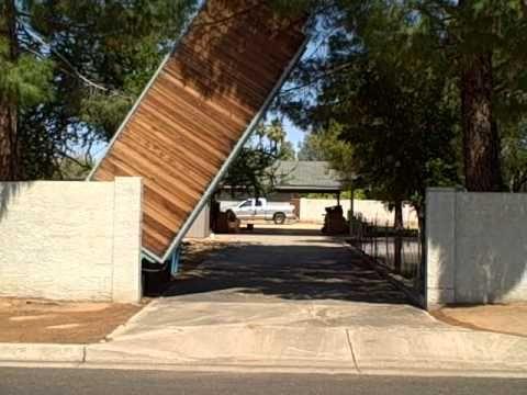 Vertical Lift Gate For Driveway Driveway Gate Gate Kit Gate House